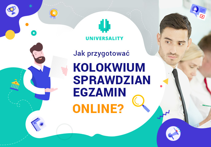 Jak poprowadzić egzamin, sprawdzian lub kolokwium online?